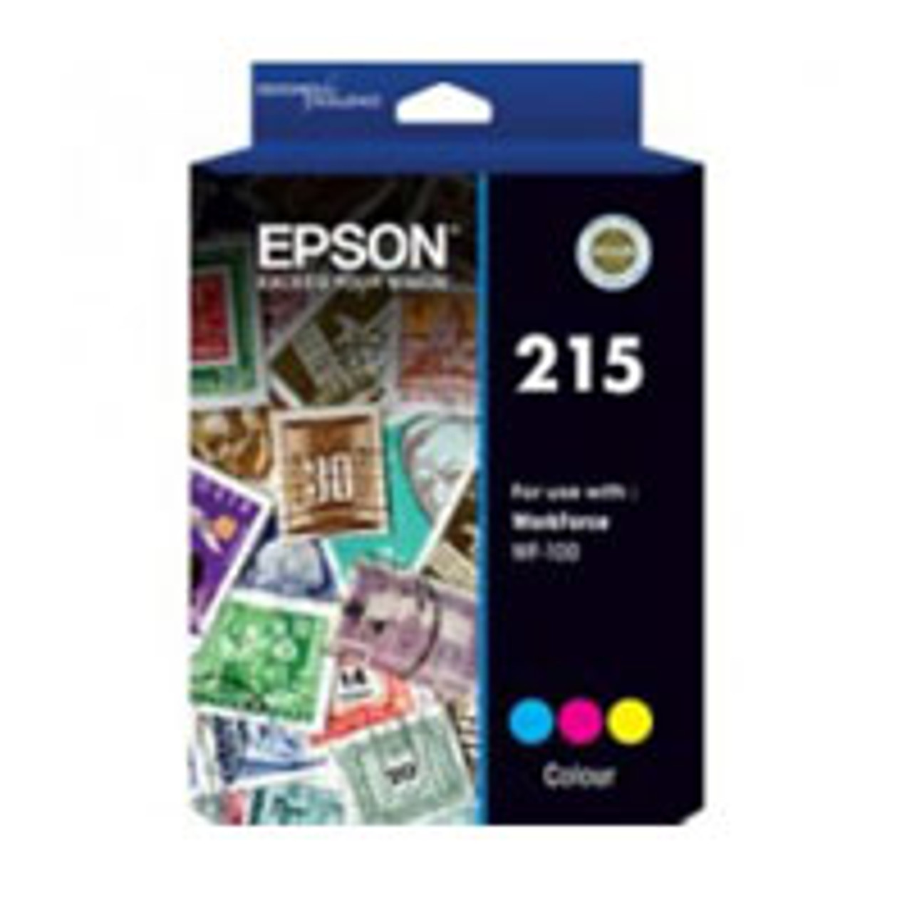 Image for Epson 215 Colour Ink Cartridge CX Computer Superstore