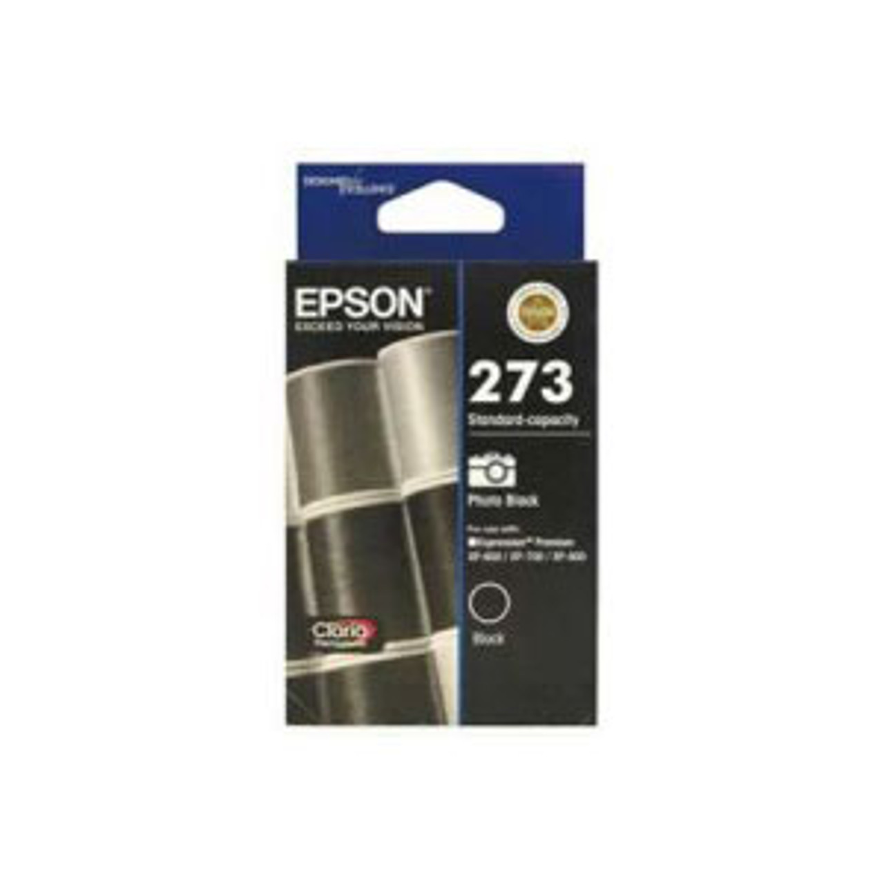 Image for Epson 273 Photo Black Ink Cartridge 250 pages CX Computer Superstore