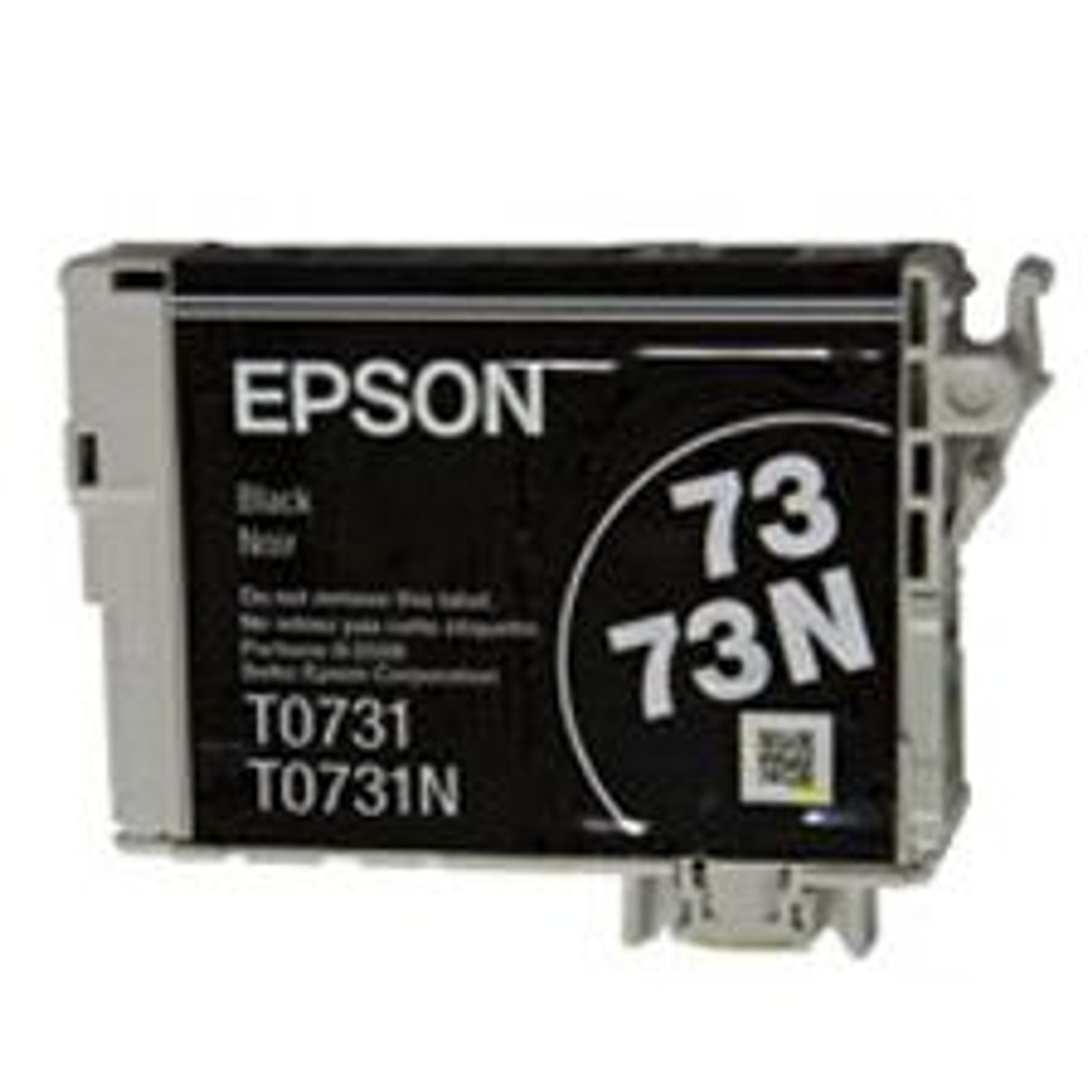 Image for Epson 73/73N Black Ink Cartridge (T105192) CX Computer Superstore