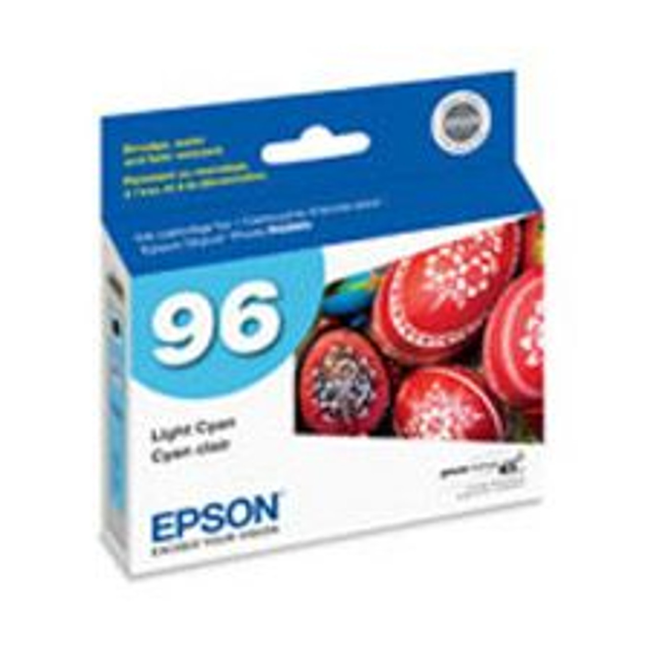 Image for Epson T0965 Light Cyan Ink Cartridge (T096590) CX Computer Superstore