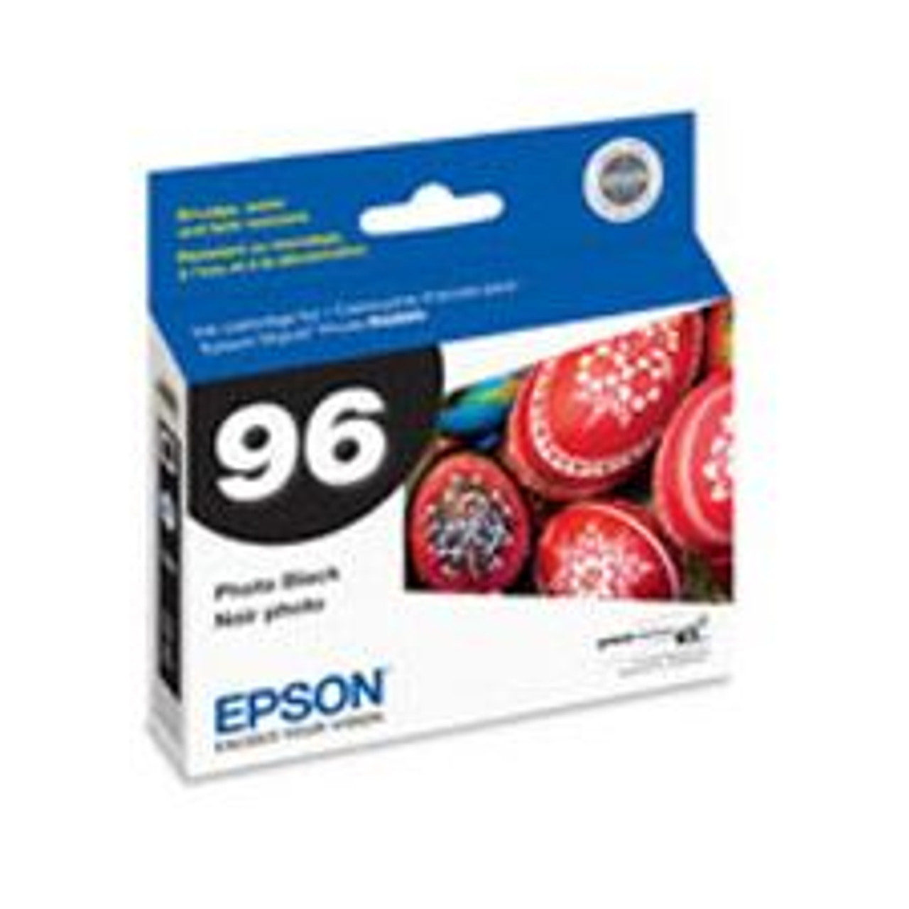 Image for Epson T0961 Photo Black Ink Cartridge (T096190) CX Computer Superstore