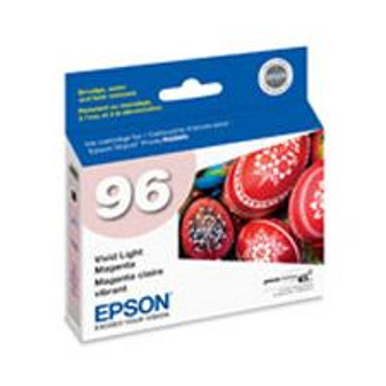 Image for Epson T0966 Vivid Light Magenta Ink Cartridge (T096690) CX Computer Superstore