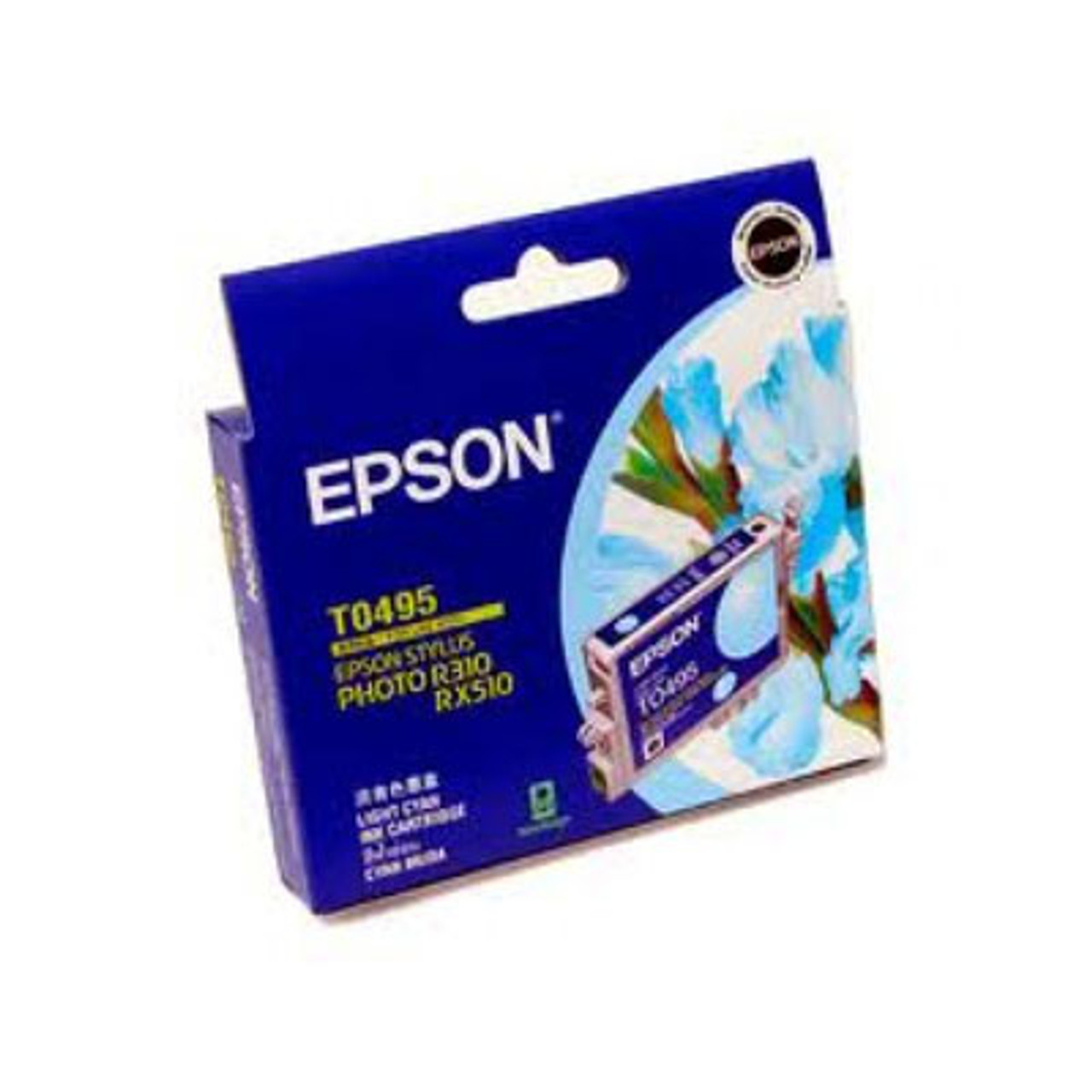 Image for Epson T0495 Light Cyan Ink 430 pages Light Cyan CX Computer Superstore