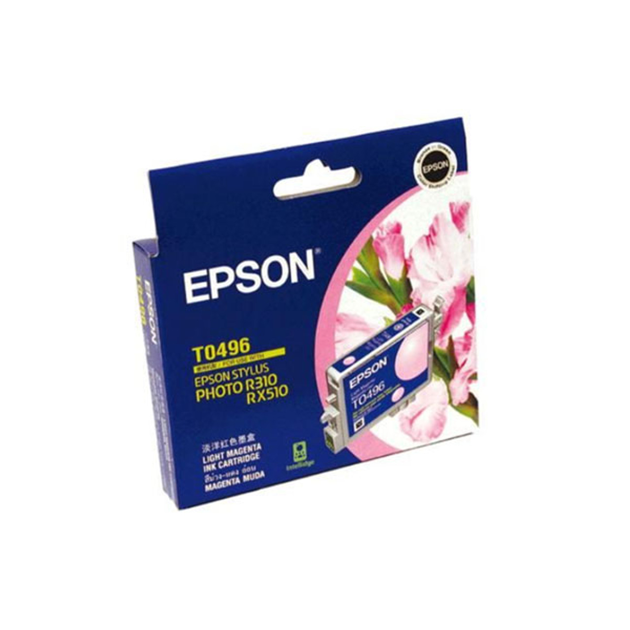 Image for Epson T0496 Light Mag Ink 430 pages Light Magenta CX Computer Superstore