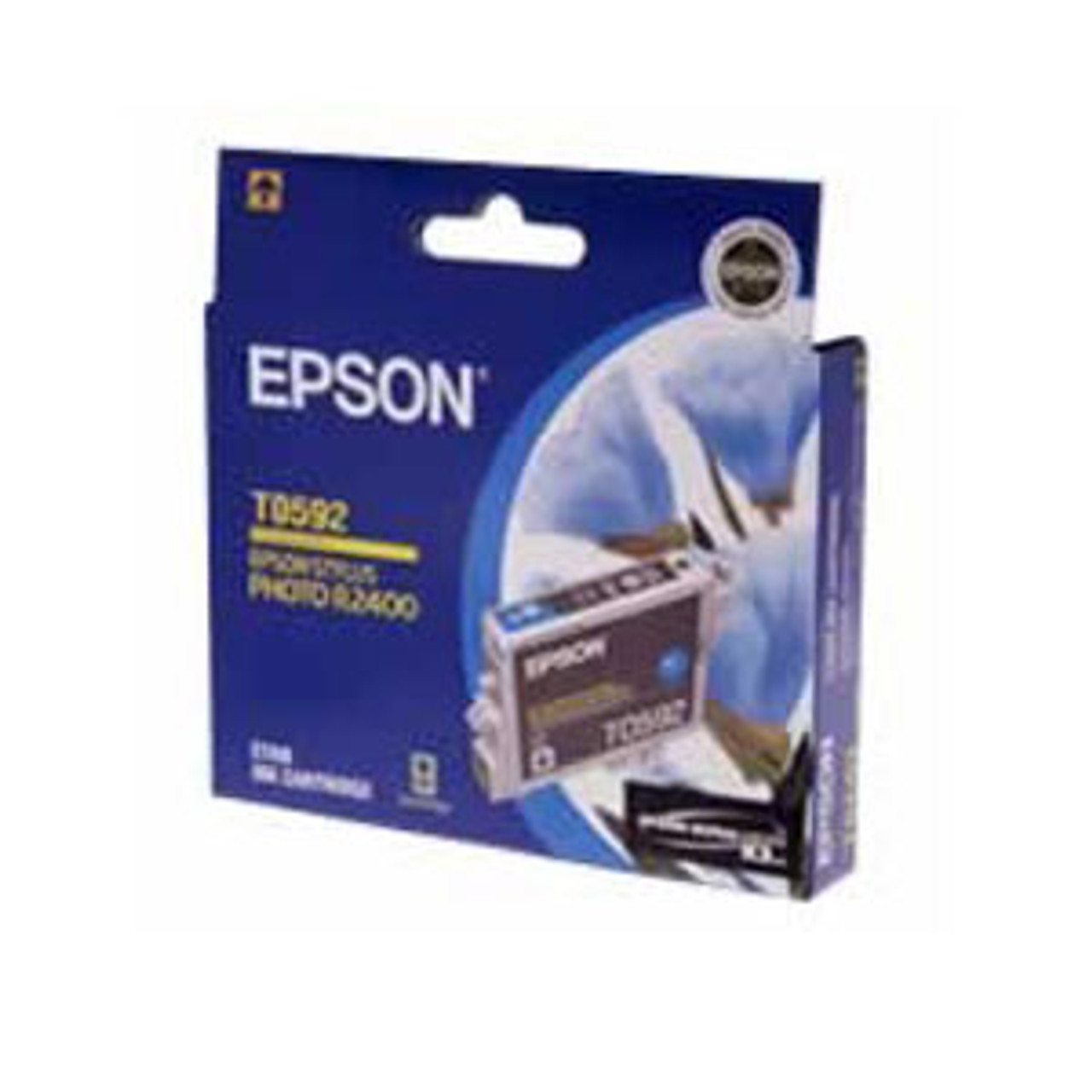 Image for Epson T0592 Cyan Ink Cart 450 pages Cyan CX Computer Superstore