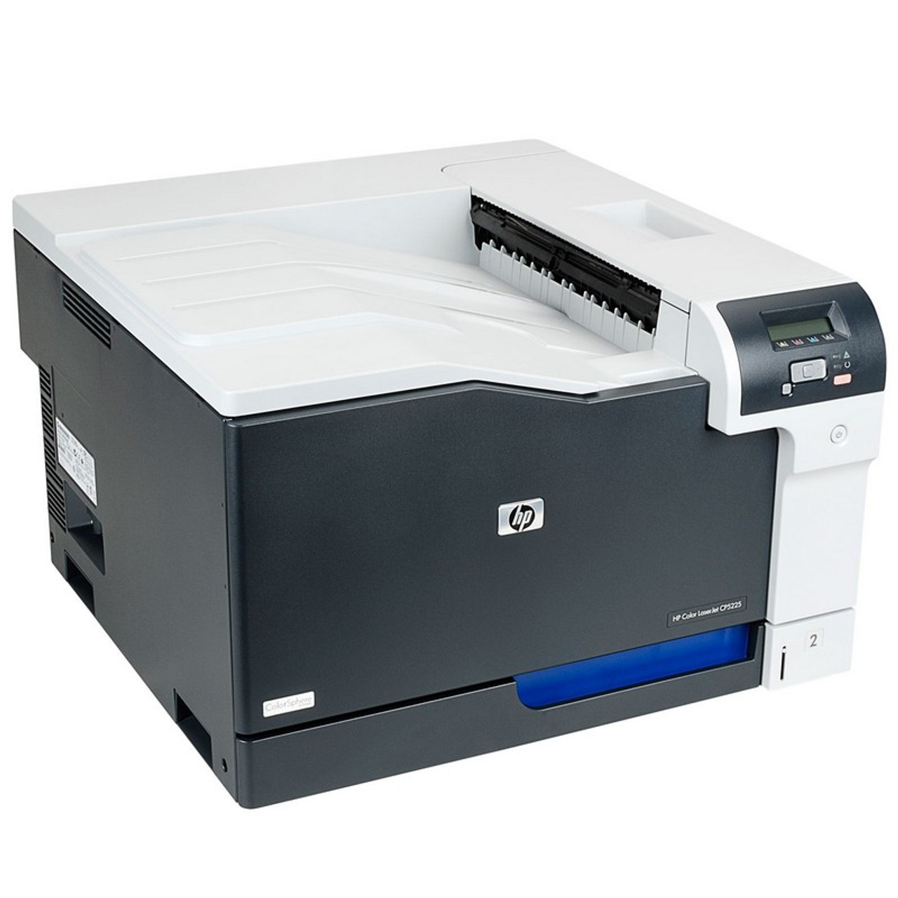 Product image for HP LaserJet Pro CP5225n A3 Colour Laser Printer   CX Computer Superstore