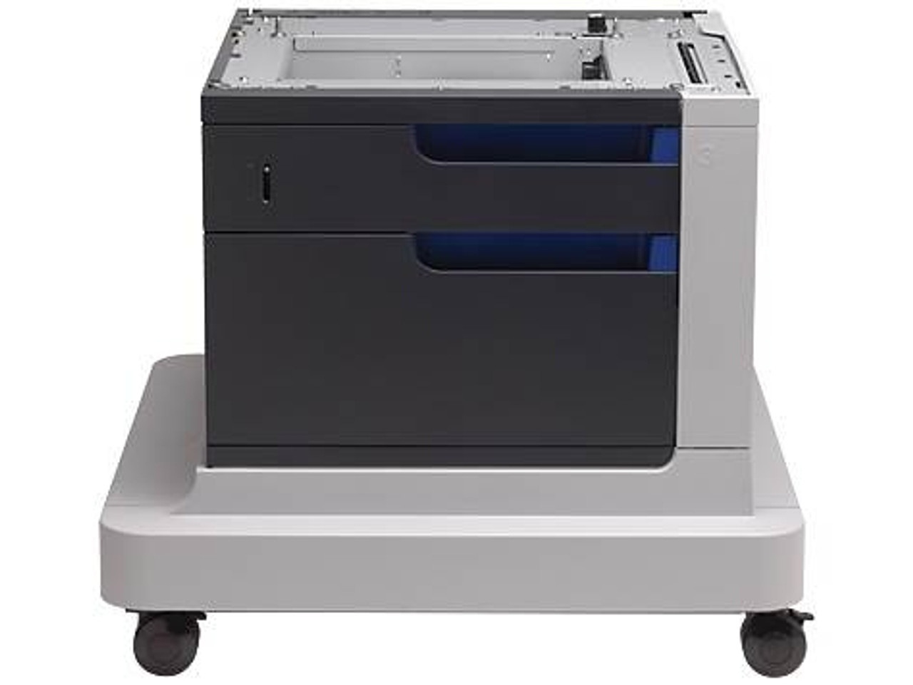 Image for HP CC422A Color LaserJet 500-sheet Paper Feeder and Cabinet CX Computer Superstore