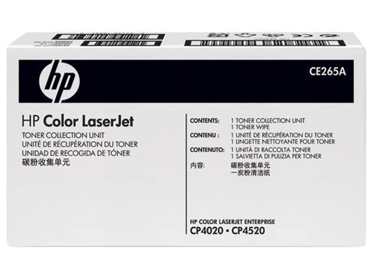 Image for HP CE265A 648A Toner Collection Unit for HP Printers CX Computer Superstore