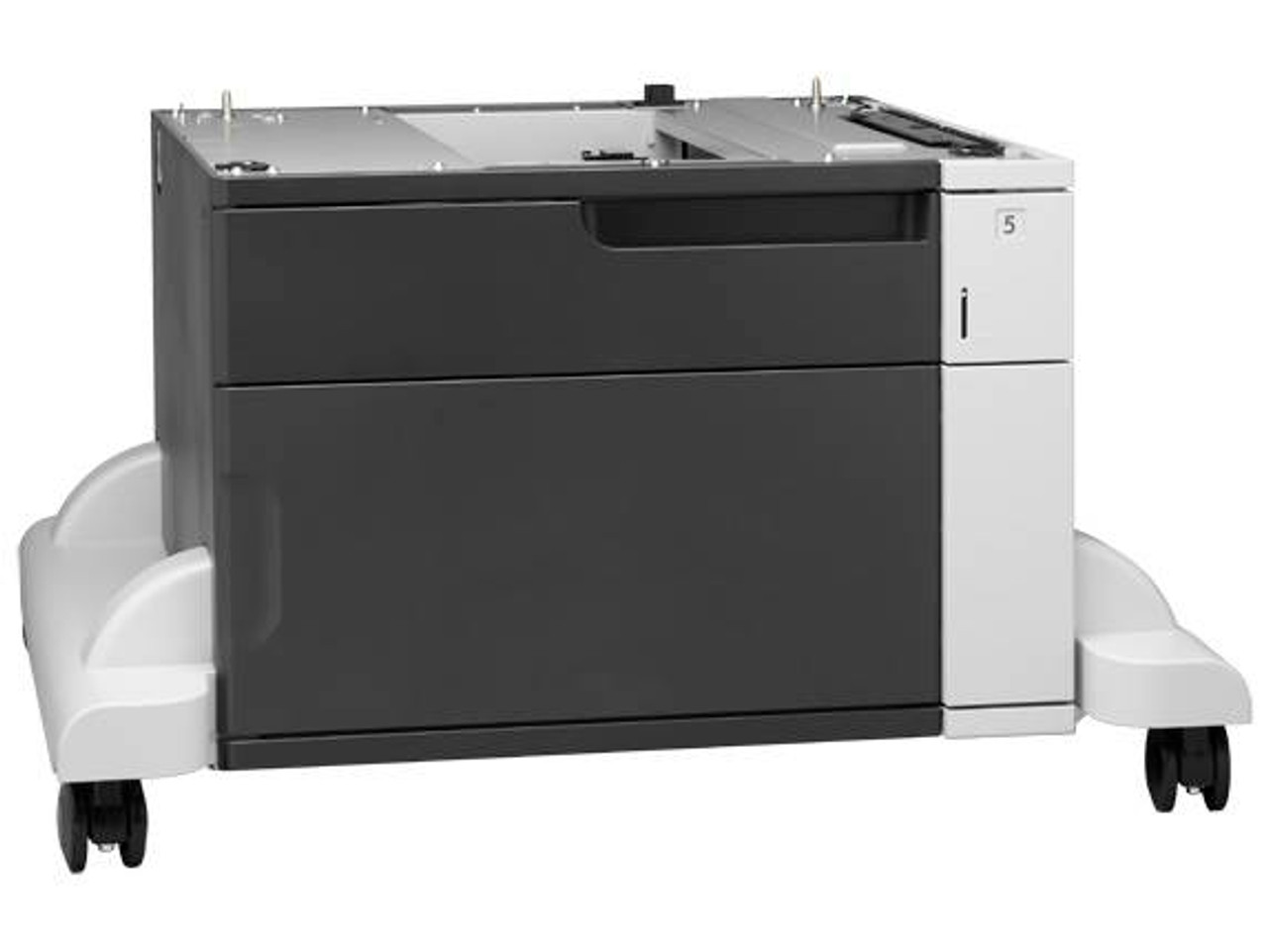Image for HP CF243A LaserJet 1x500-sheet Feeder with Cabinet and Stand for HP Printers CX Computer Superstore