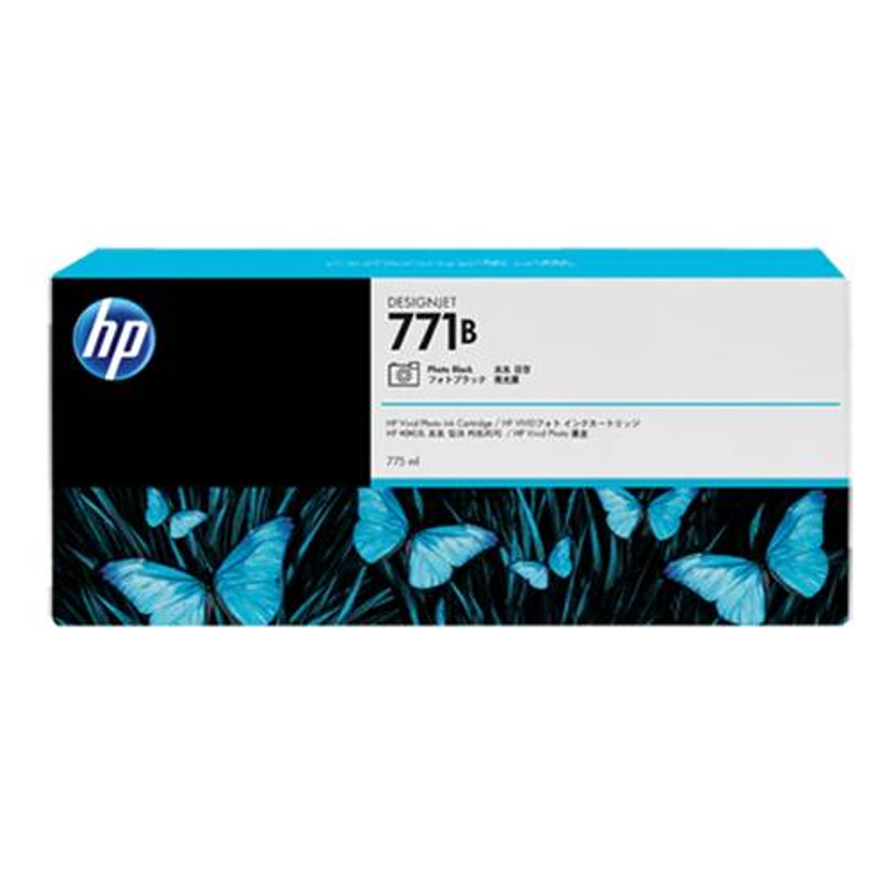 Image for HP771B 775ML Ink Cartridge - Photo Black (B6Y05A) CX Computer Superstore