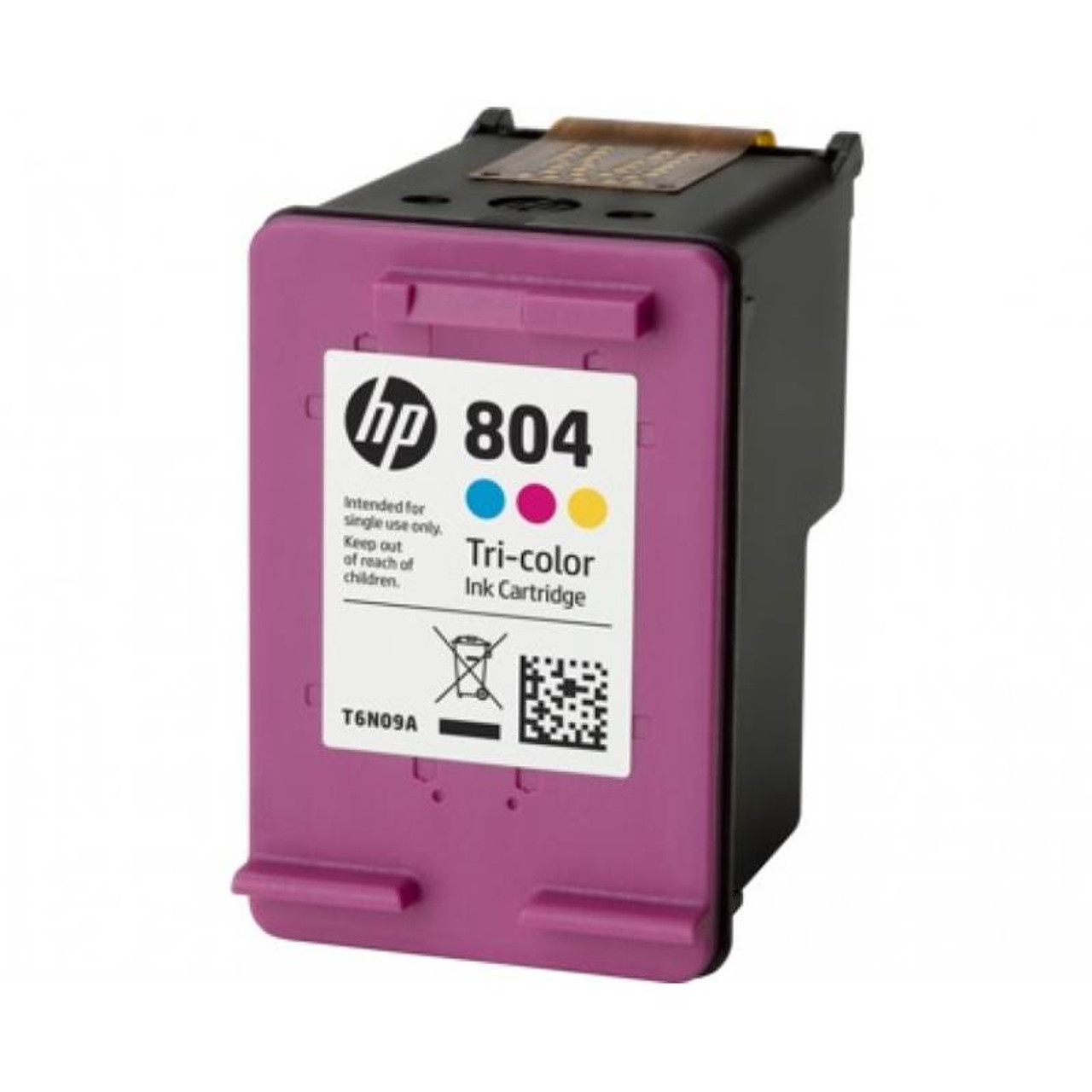 Image for HP804 Original Ink Cartridge - Tri-Colour (T6N09AA) CX Computer Superstore