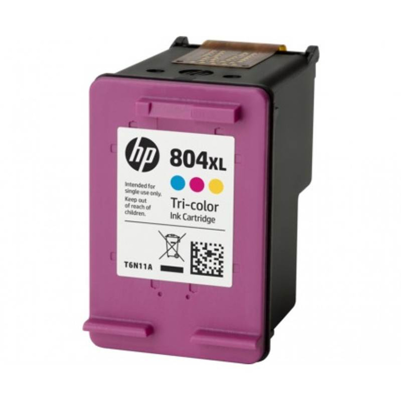 Image for HP804XL Original Ink Cartridge - Tri-Colour (T6N11AA) CX Computer Superstore