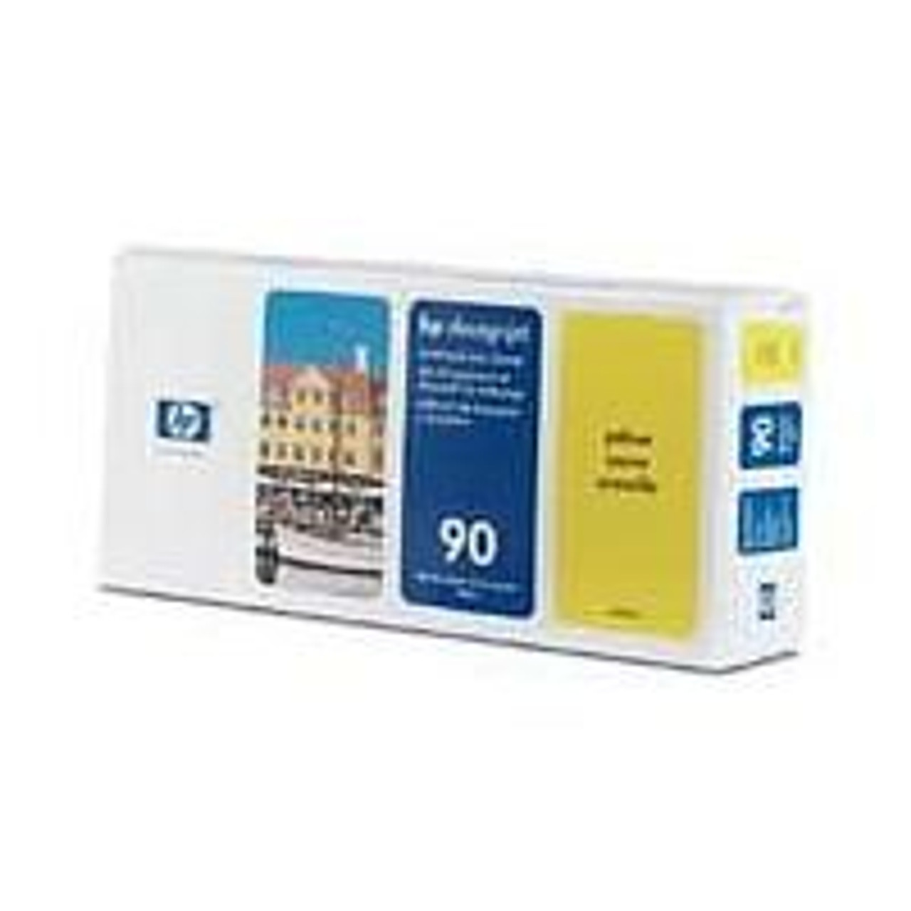 Image for HP 90 Yellow Printhead and Cleaner (C5057A) CX Computer Superstore