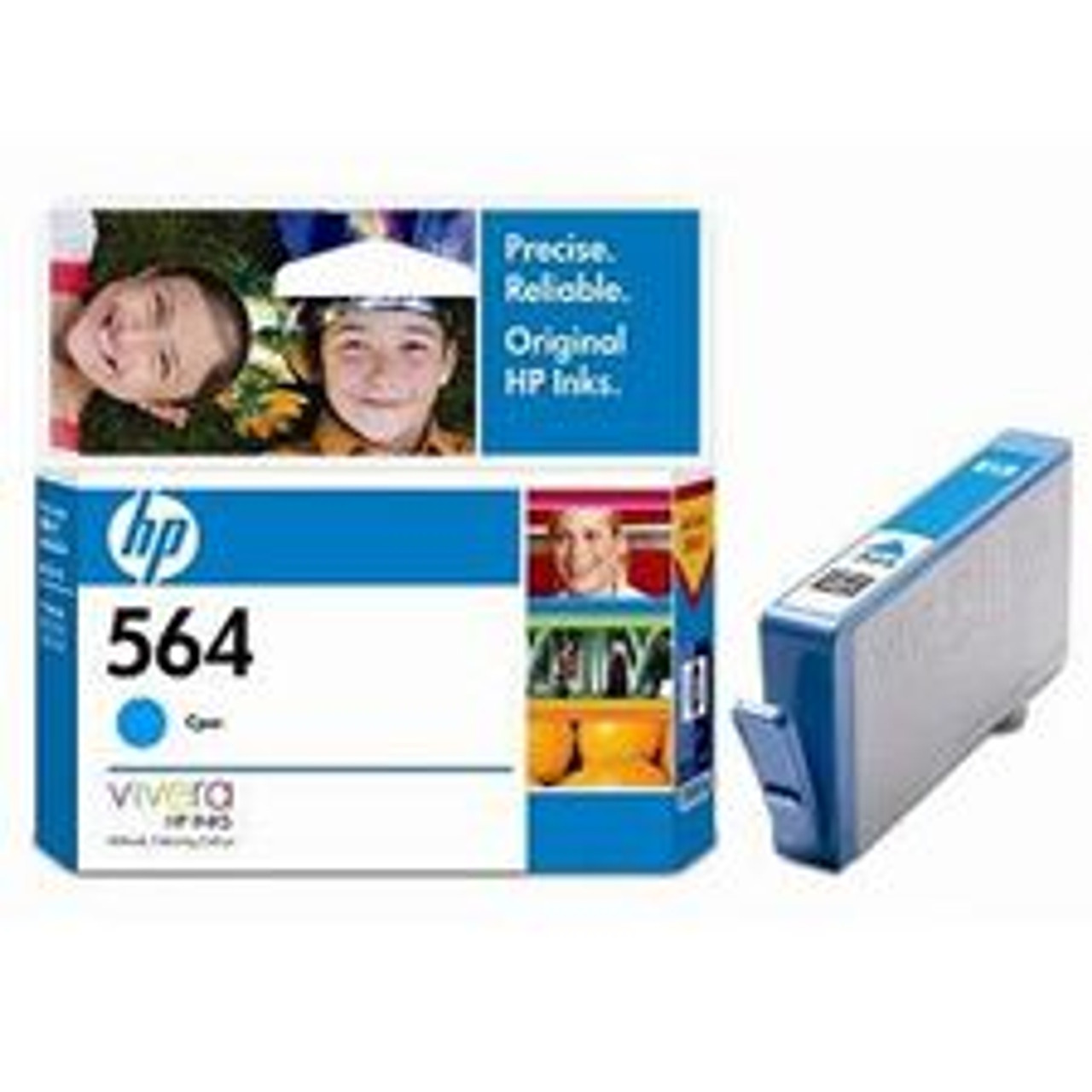 Image for HP 564 Cyan Ink Cartridge for Photosmart (CB318WA) CX Computer Superstore