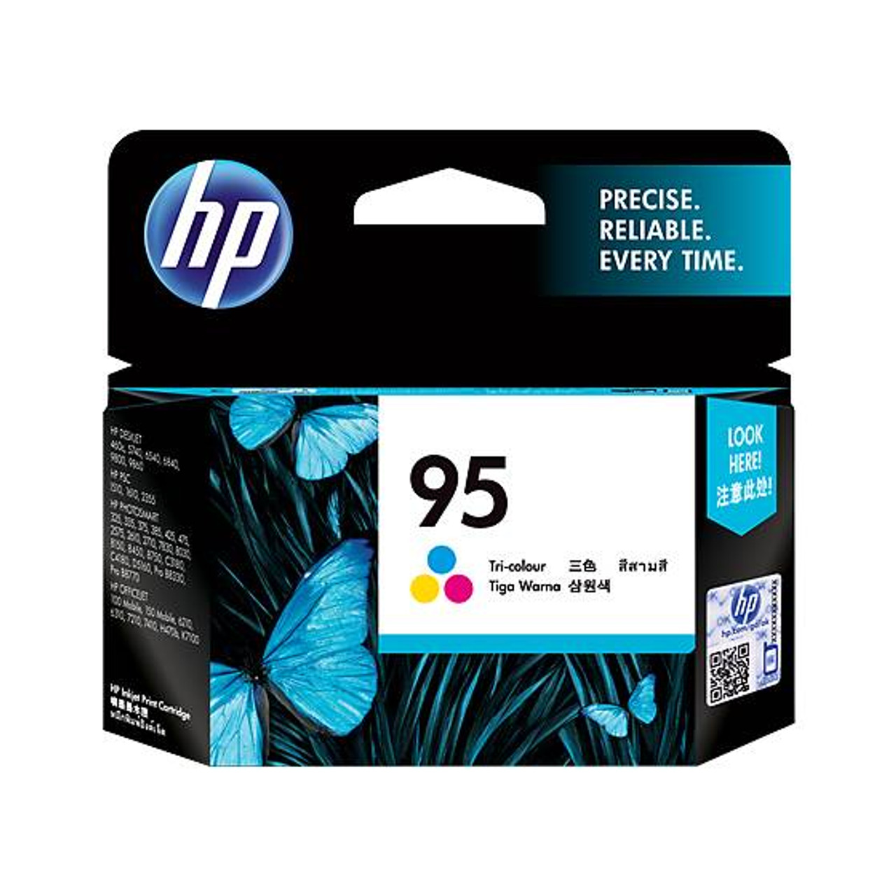 Image for HP 95 Color Inkjet Cartridge 260 pages (C8766WA) CX Computer Superstore