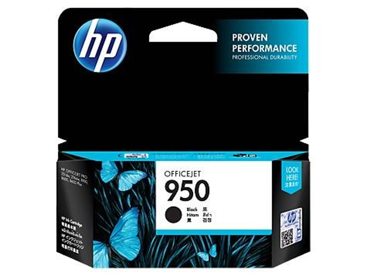 Image for HP CN049AA 950 Black Original Ink Cartridge, up to 1000 pages CX Computer Superstore