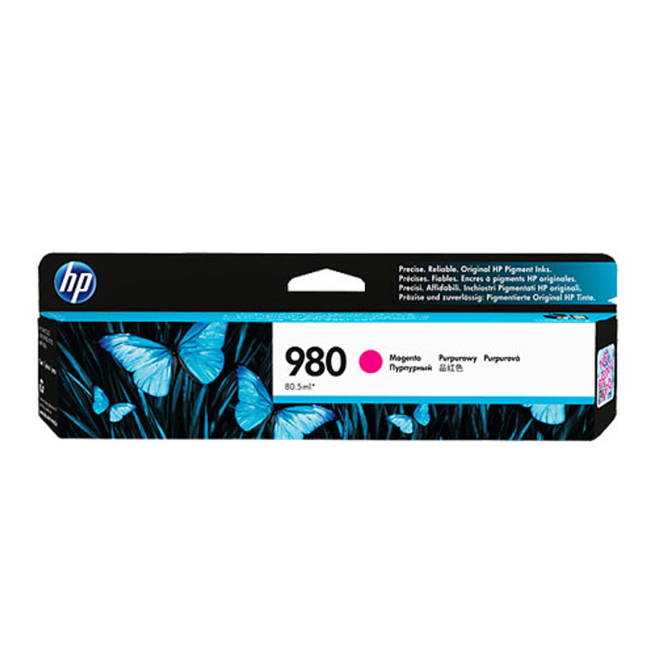 Image for HP #980 Magenta Ink Cartridge D8J08A 6,600 pages CX Computer Superstore