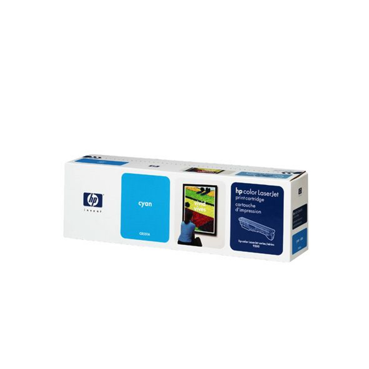 Image for HP Cyan Toner Cartridge 25K pages (C8551A) CX Computer Superstore