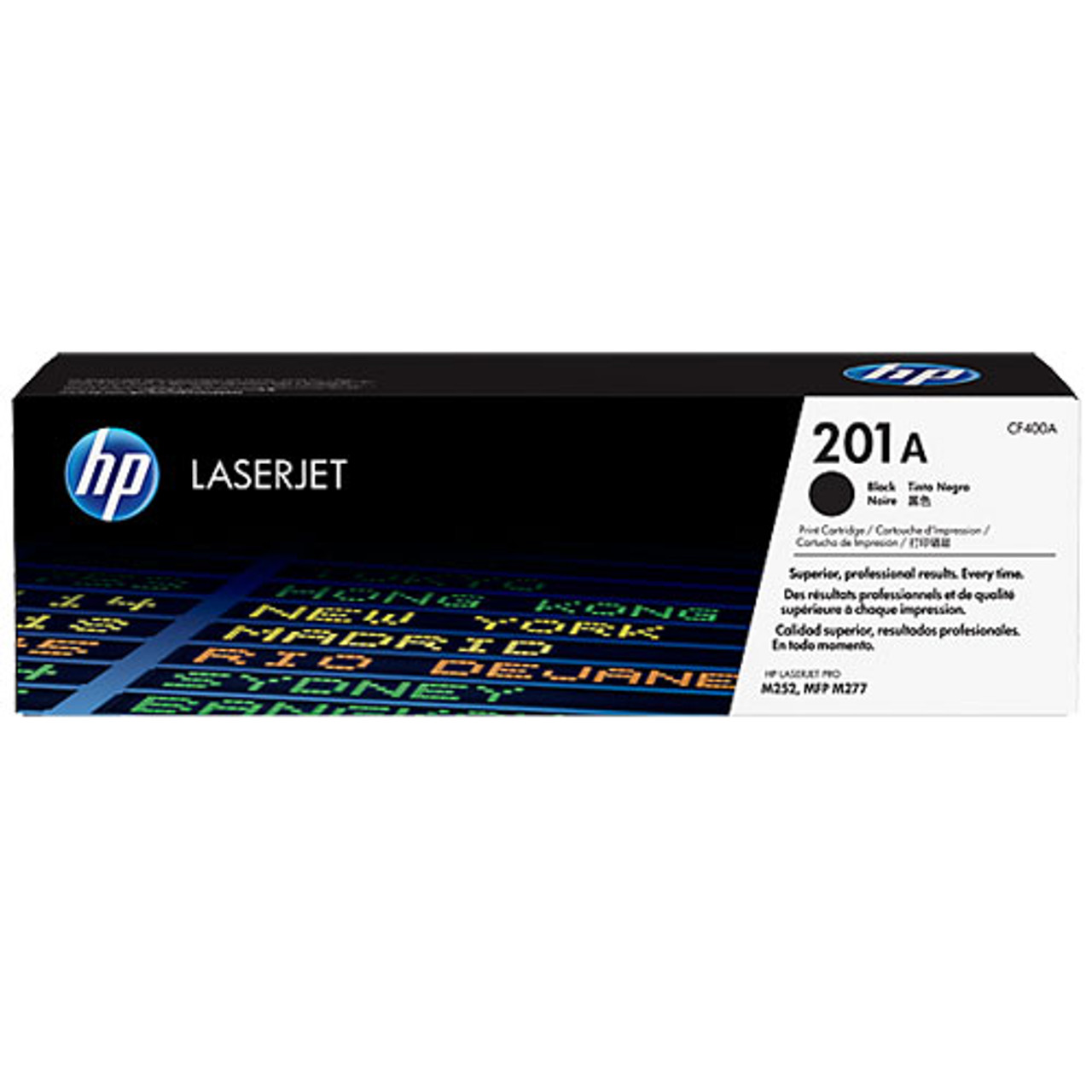 Image for HP #201A Black Toner CF400A 1,500 pages CX Computer Superstore