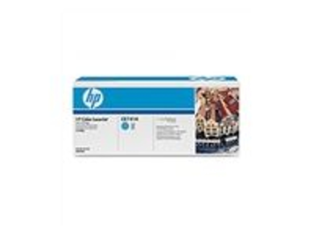 Image for HP Cyan Toner Cartridge 7.3K pages (CE741A) CX Computer Superstore