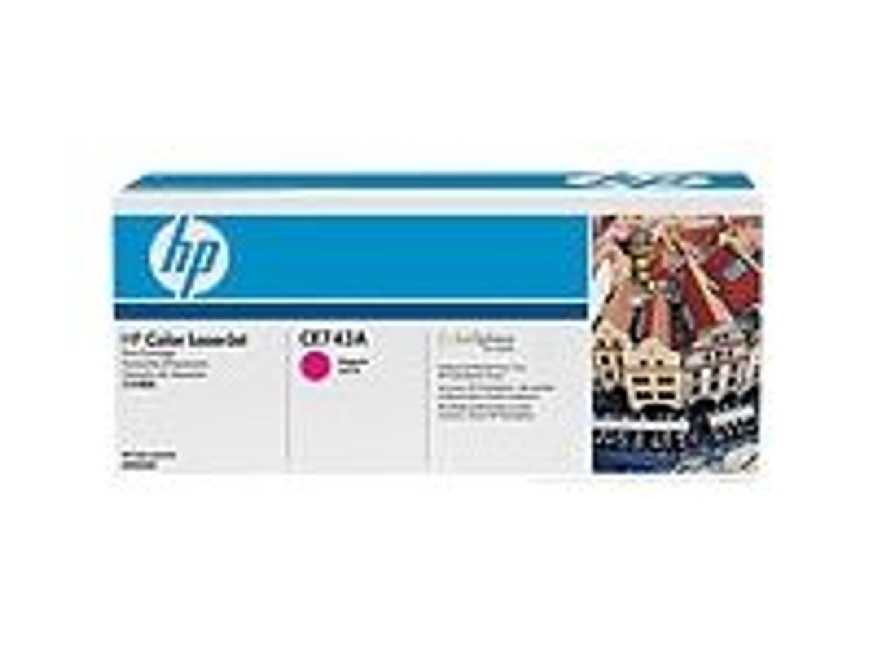 Image for HP Mangenta Toner cartridge 7.3K pages (CE743A) CX Computer Superstore