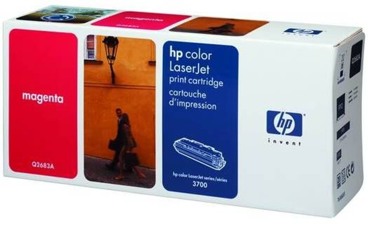 Image for HP Magenta Cartridge 6K pages (Q2683A) CX Computer Superstore