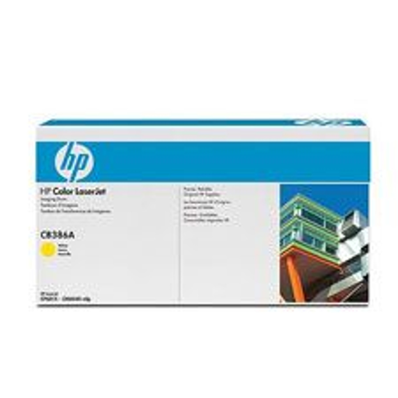 Image for HP Color LaserJet Yellow Imaging Drum (CB386A) CX Computer Superstore