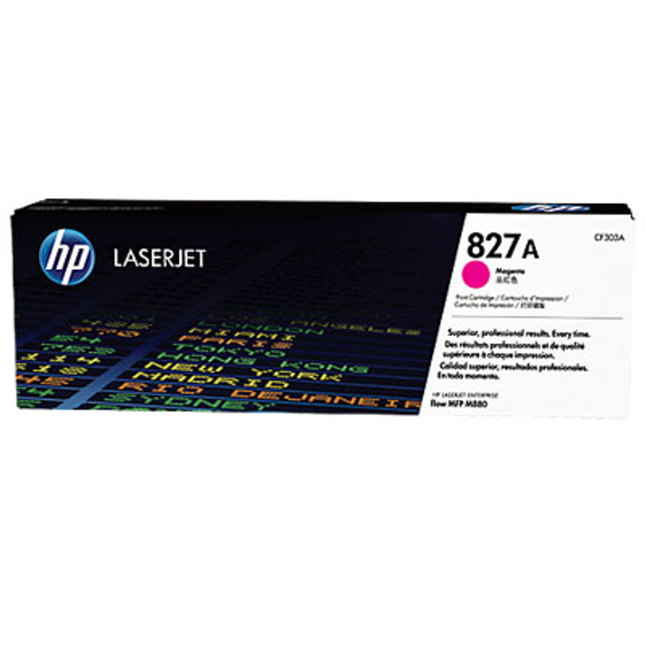 Image for HP #827A Magenta Toner CF303A 32,000 pages CX Computer Superstore
