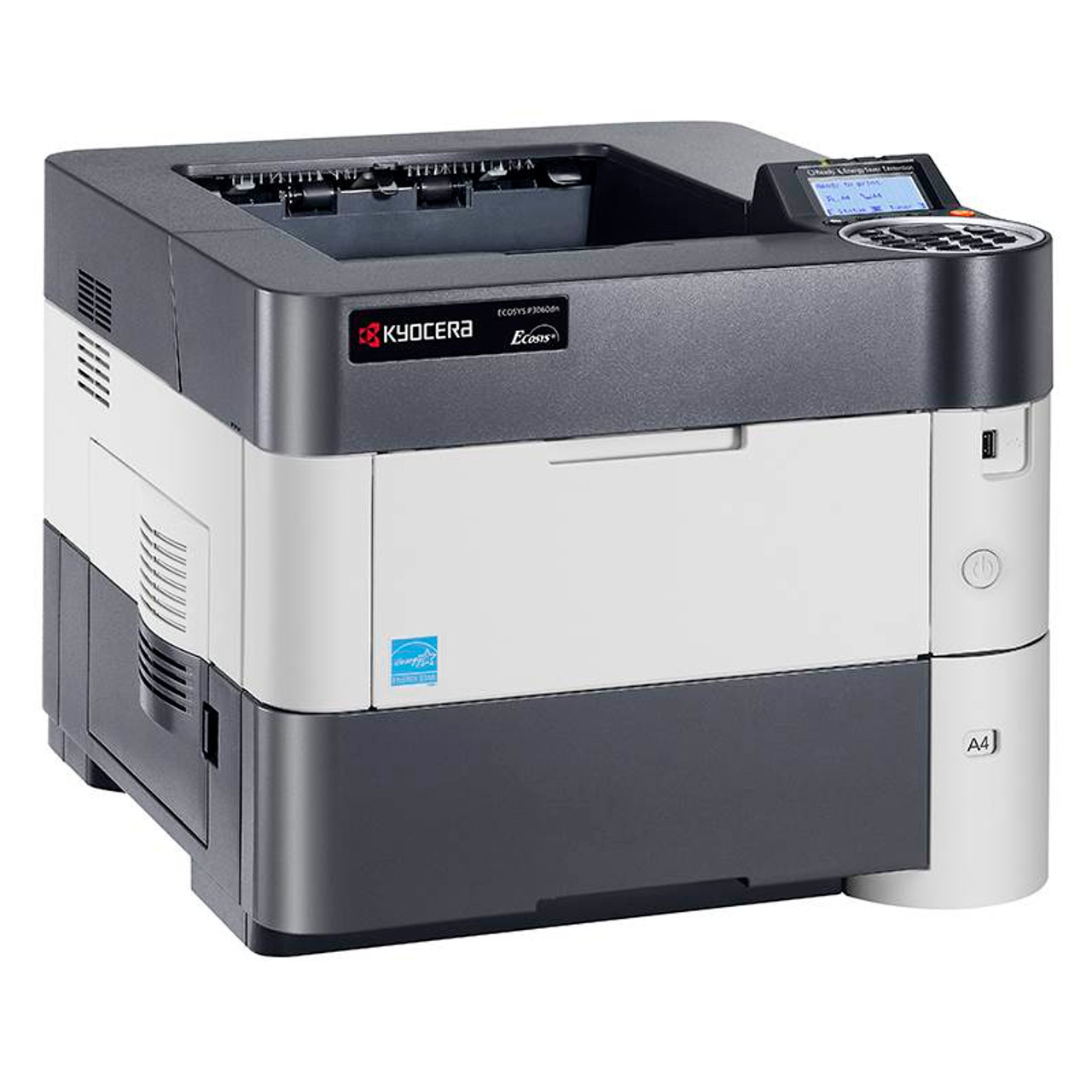 Image for Kyocera ECOSYS P3060DN A4 Workgroup Mono Laser Printer (Duplex + Network) CX Computer Superstore