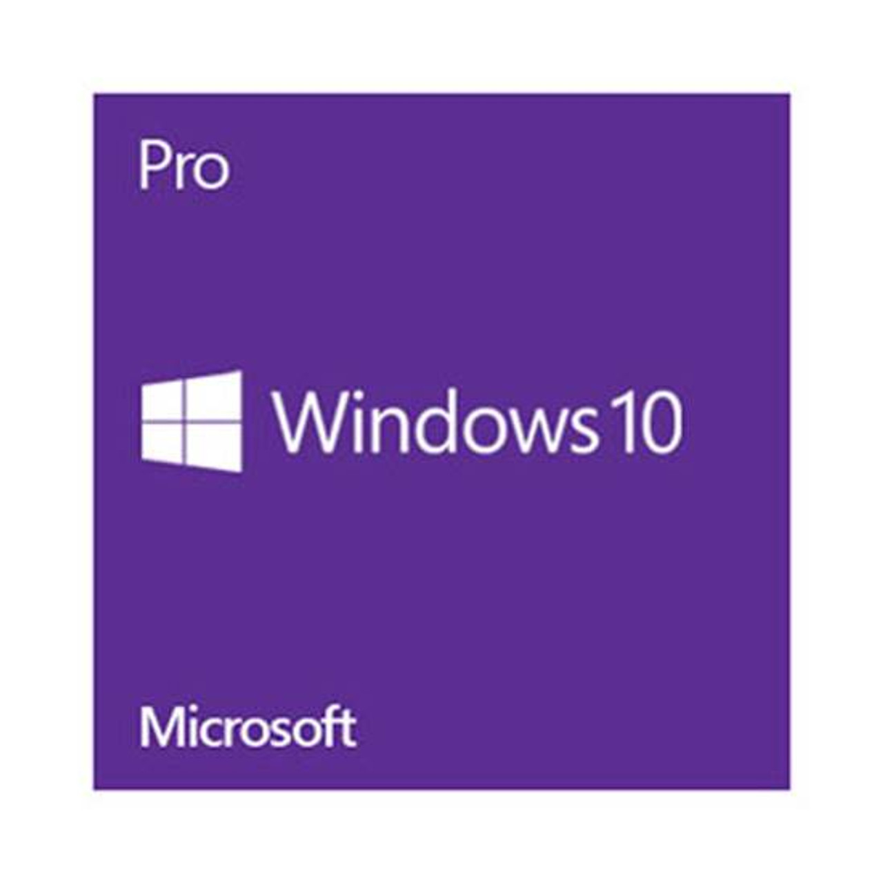 Product image for Microsoft Windows 10 Pro 64bit OEM DVD   CX Computer Superstore