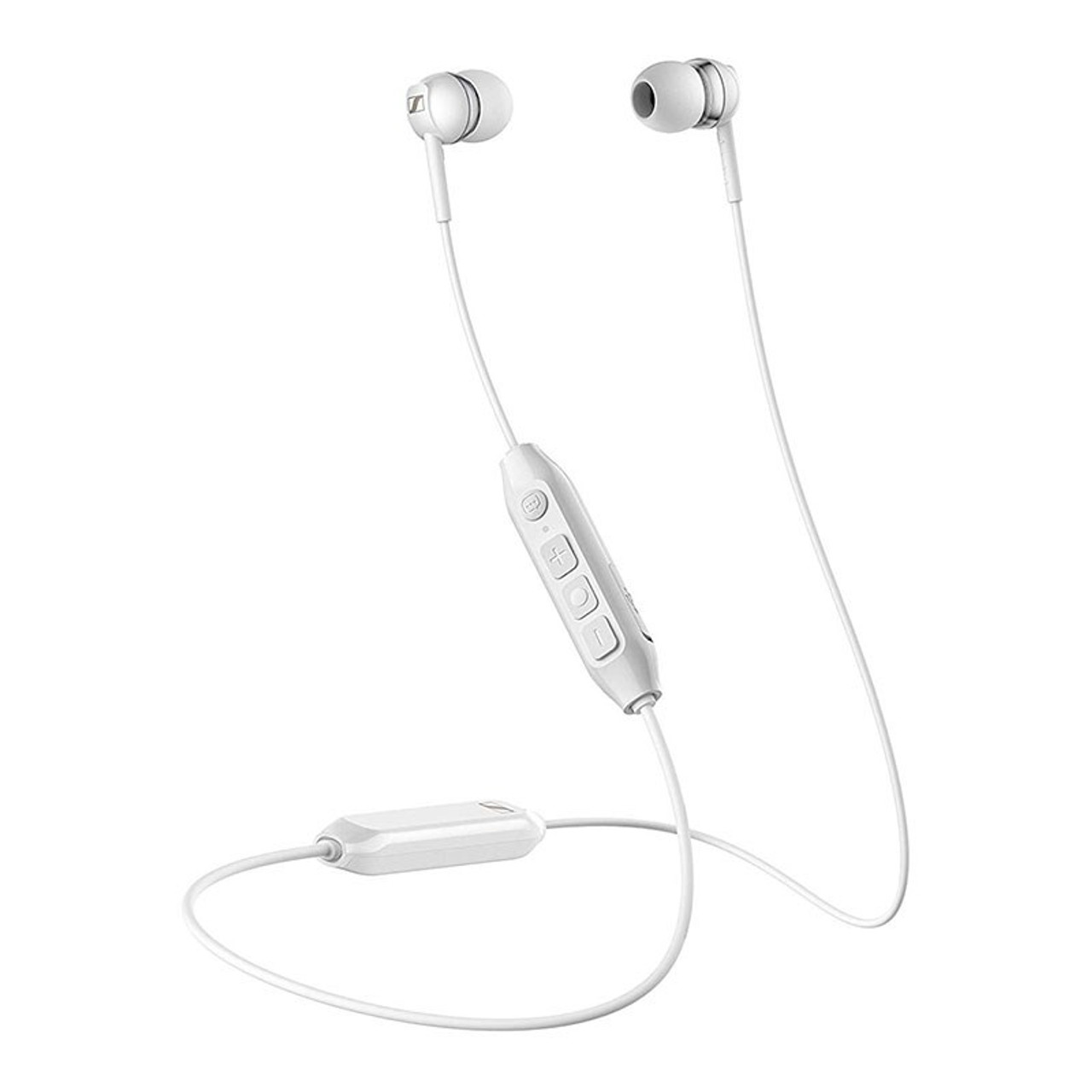 Image for Sennheiser CX 350BT In-Ear Bluetooth Headset With Mic - White CX Computer Superstore