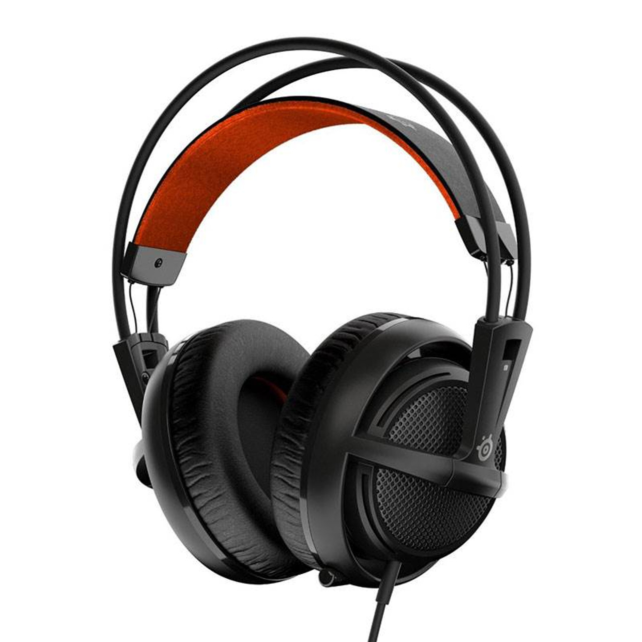 Product image for SteelSeries Siberia 200 Gaming Headset Black | CX Computer Superstore
