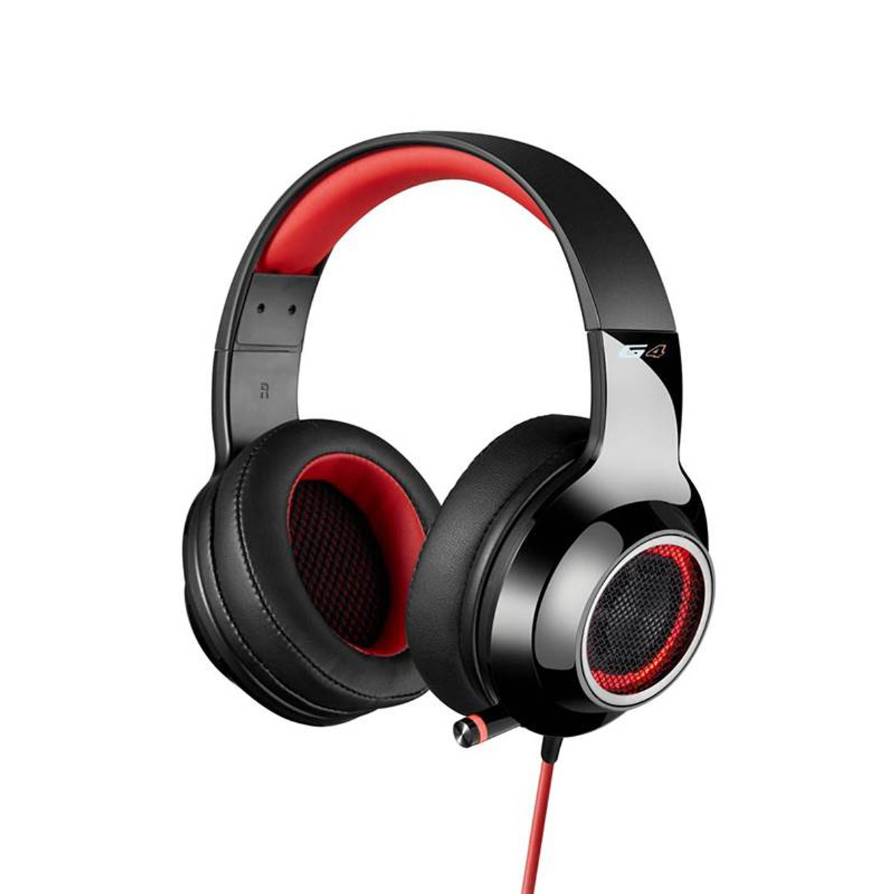 Image for Edifier G4 7.1 Virtual Surround Sound Gaming Headset - Red CX Computer Superstore