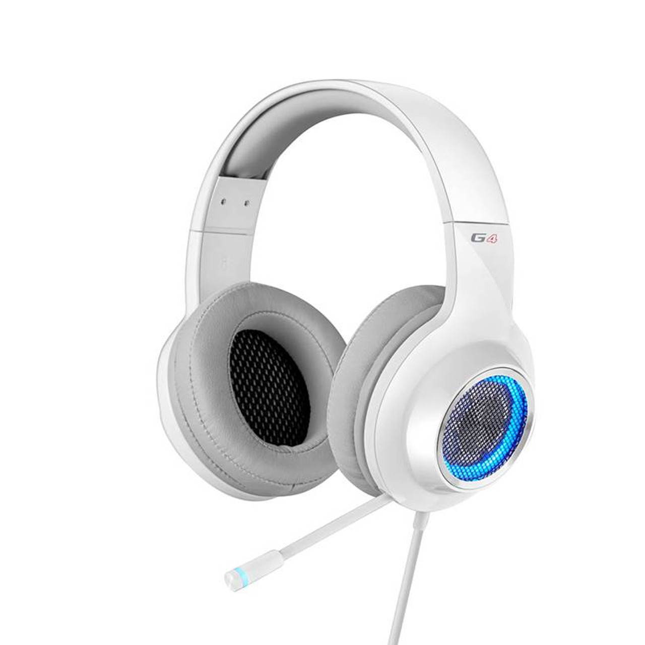 Image for Edifier G4 7.1 Virtual Surround Sound Gaming Headset - White CX Computer Superstore