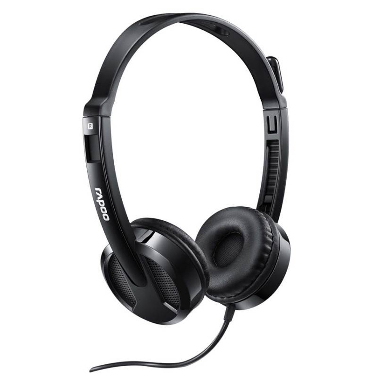 Image for Rapoo H100 Wired Stereo Headset CX Computer Superstore