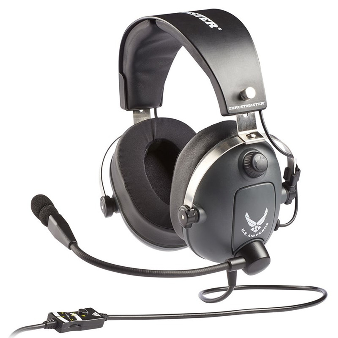 Image for Thrustmaster T-FLIGHT US Air Force Edition Gaming Headset CX Computer Superstore