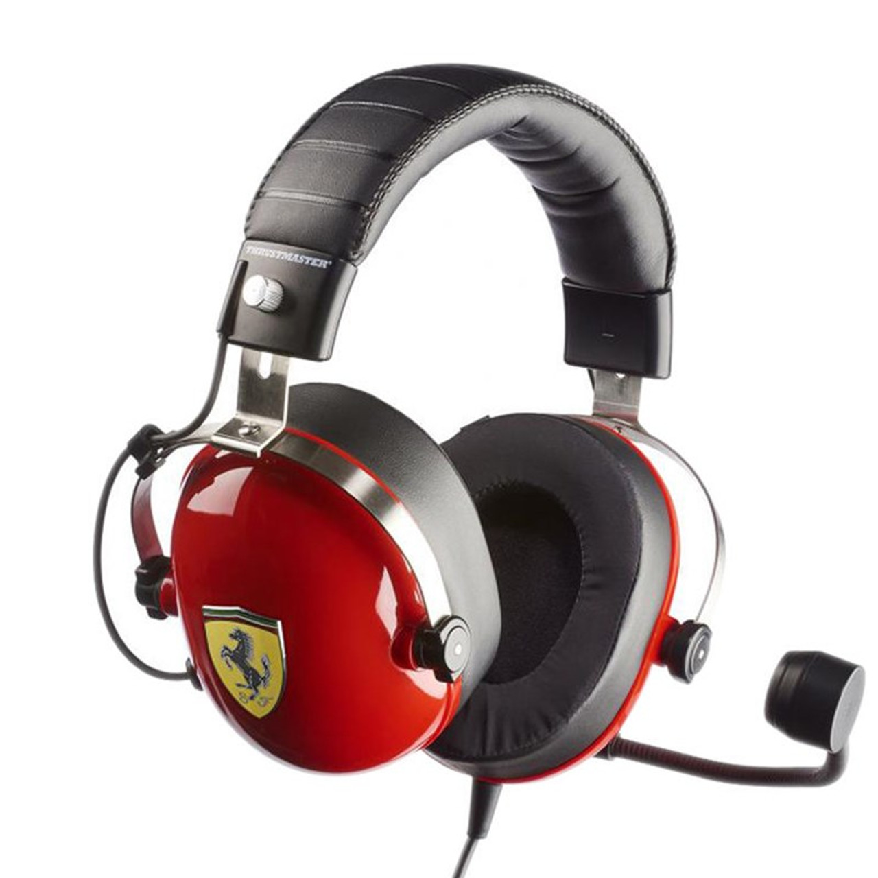 Image for Thrustmaster T-RACING Scuderia Ferrari Edition Gaming Headset CX Computer Superstore