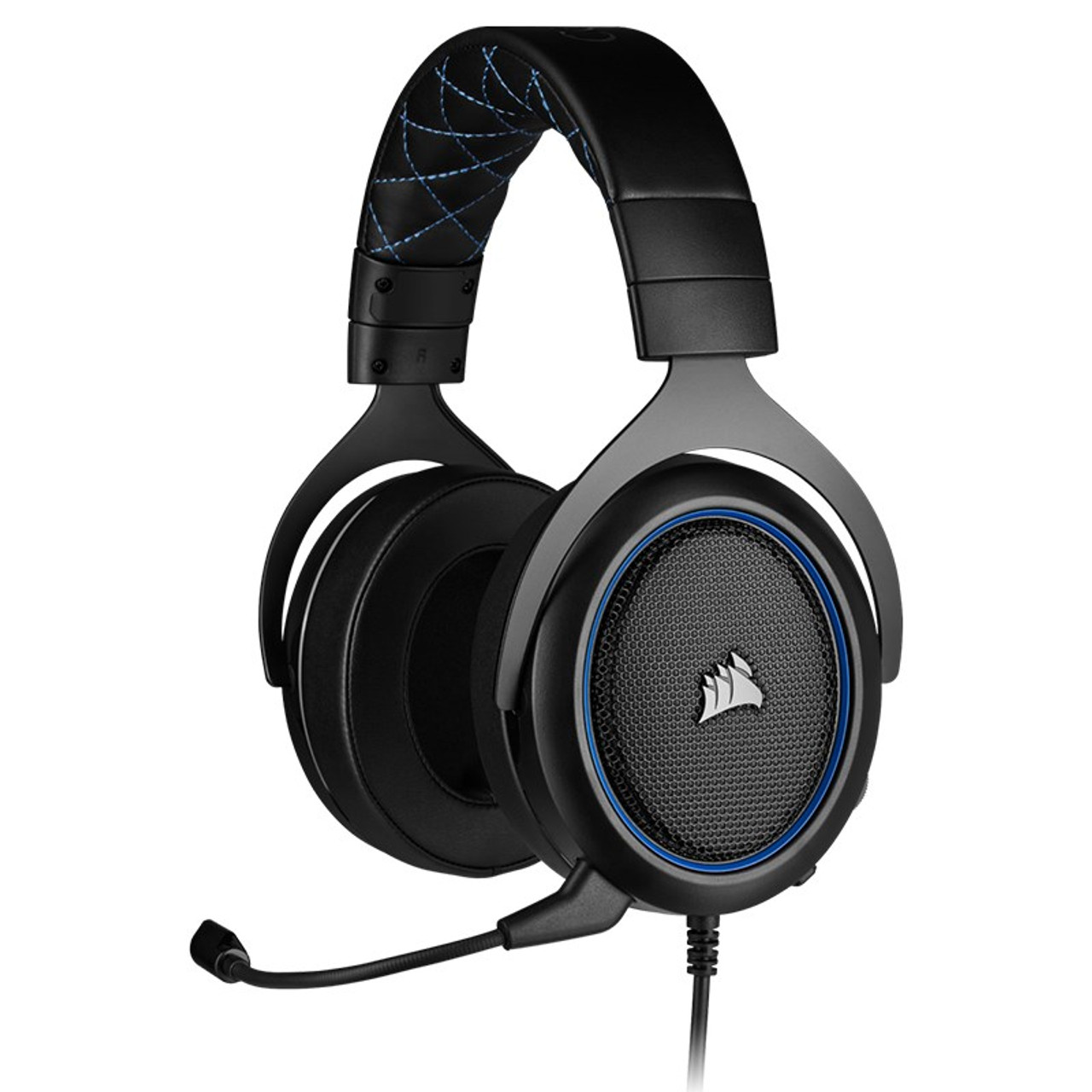 Image for Corsair HS50 Pro Stereo Gaming Headset - Blue CX Computer Superstore