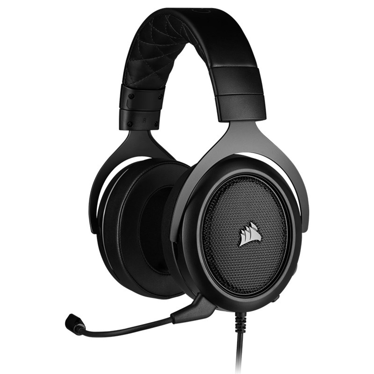 Image for Corsair HS50 PRO Stereo Gaming Headset - Carbon CX Computer Superstore