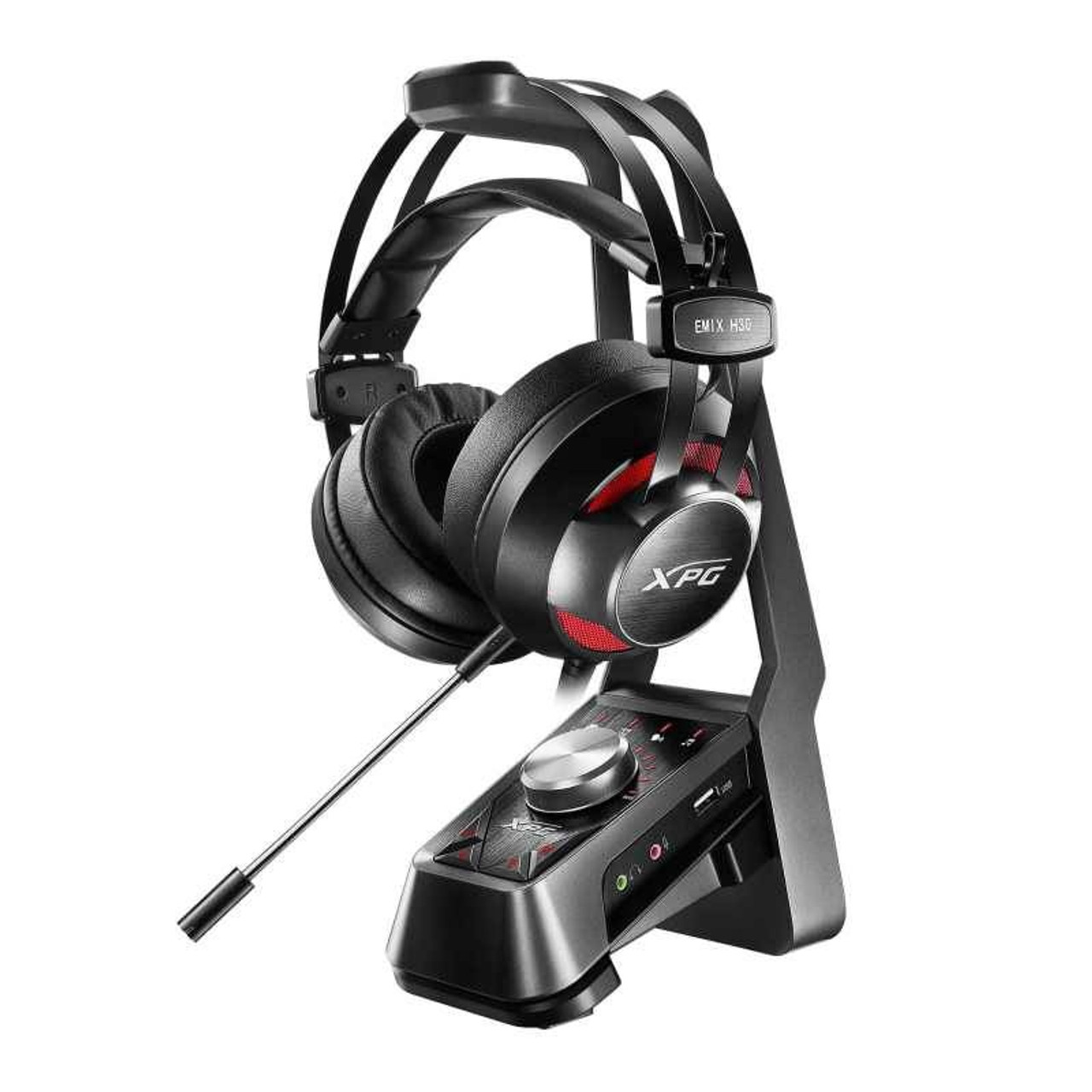 Image for Adata XPG EMIX H30 Virtual 7.1 Gaming Headset and XPG SOLOX F30 Amplifier CX Computer Superstore