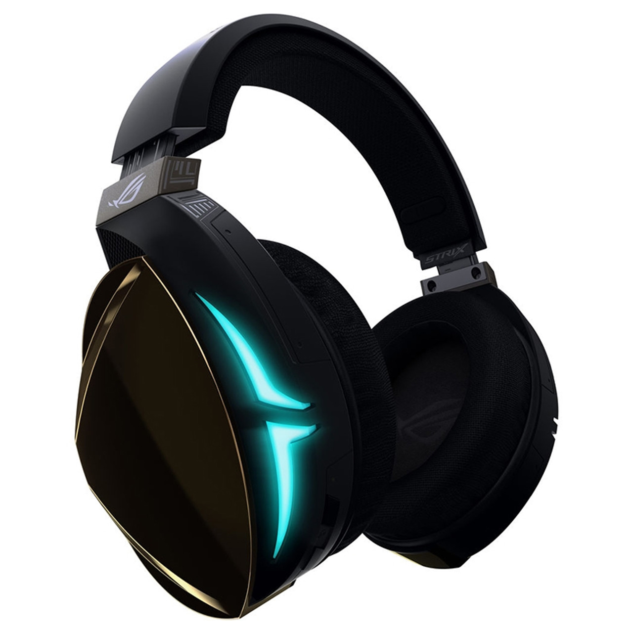 Image for Asus ROG Strix Fusion 500 RGB Virtual 7.1 USB Gaming Headset CX Computer Superstore