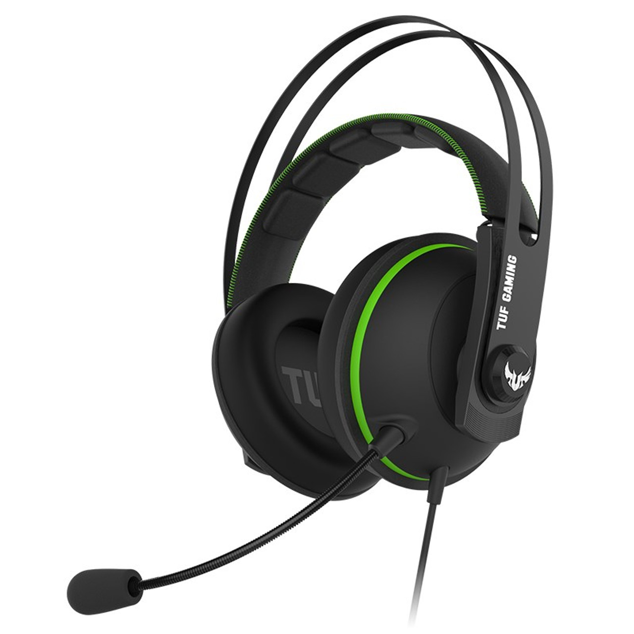 Image for Asus TUF Gaming H7 Core Gaming Headset - Green CX Computer Superstore