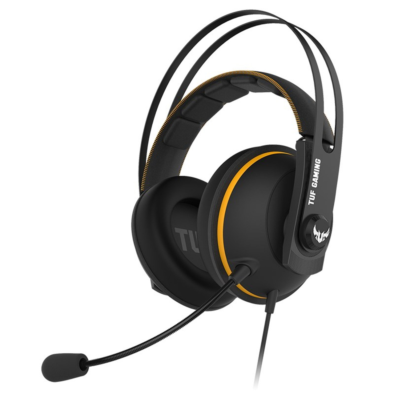 Image for Asus TUF Gaming H7 Core Gaming Headset - Yellow CX Computer Superstore