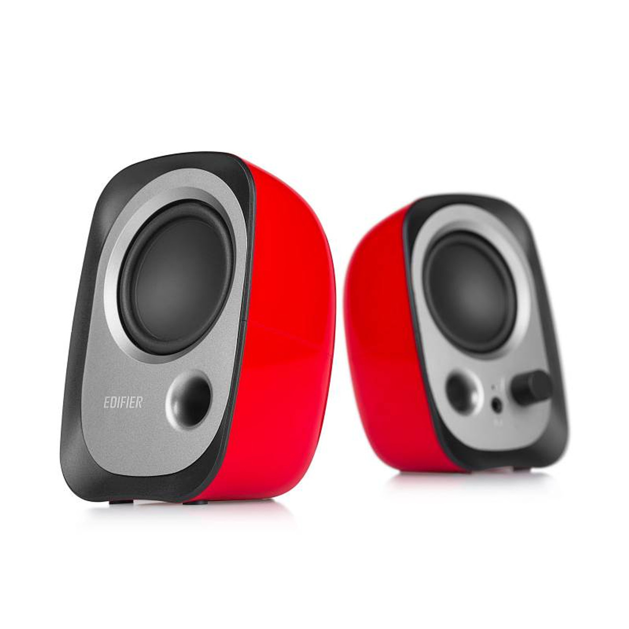 Image for Edifier R12U-R 2.0 Multimedia Speakers - Red CX Computer Superstore
