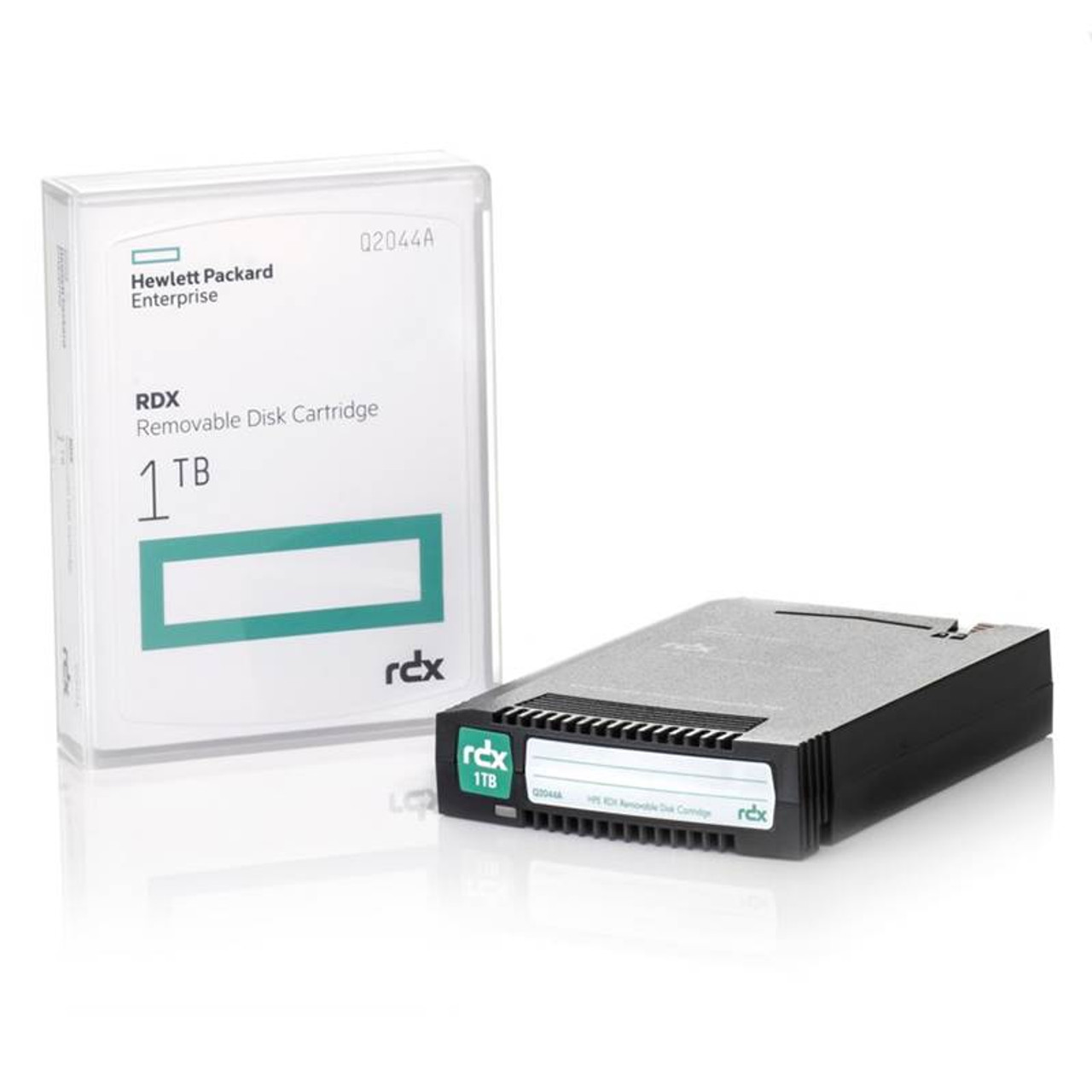 Image for HPE RDX 1TB Data Cartridge CX Computer Superstore
