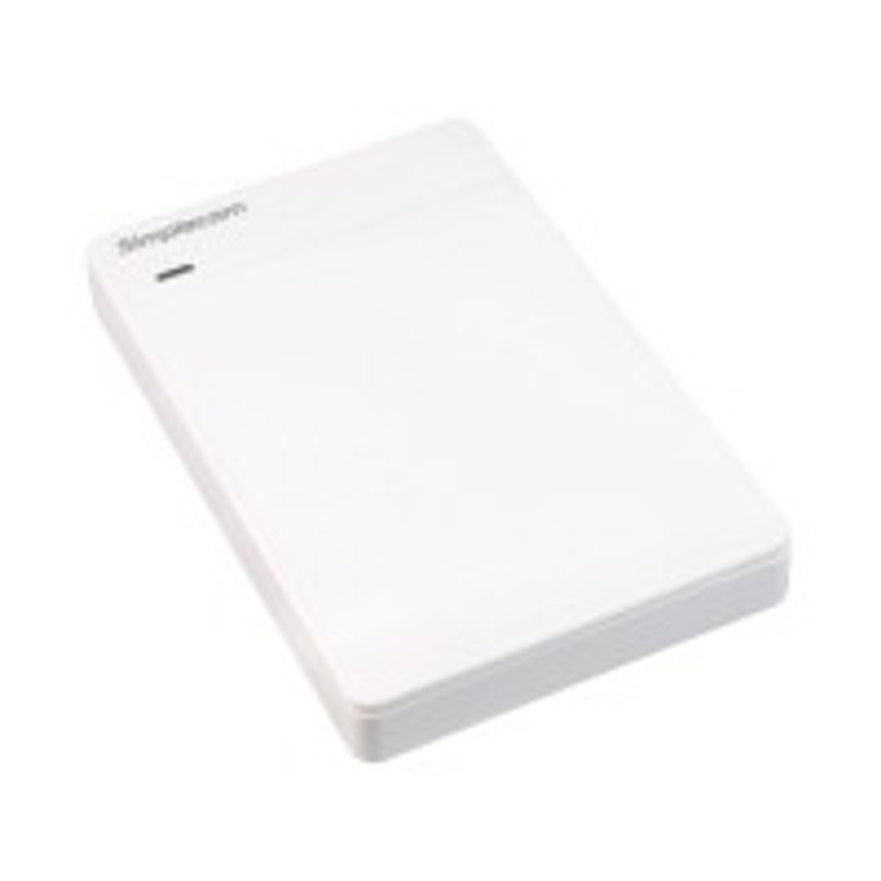 Product image for Simplecom SE203 Tool Free 2.5in SATA drive to USB3 Drive Box White   CX Computer Superstore