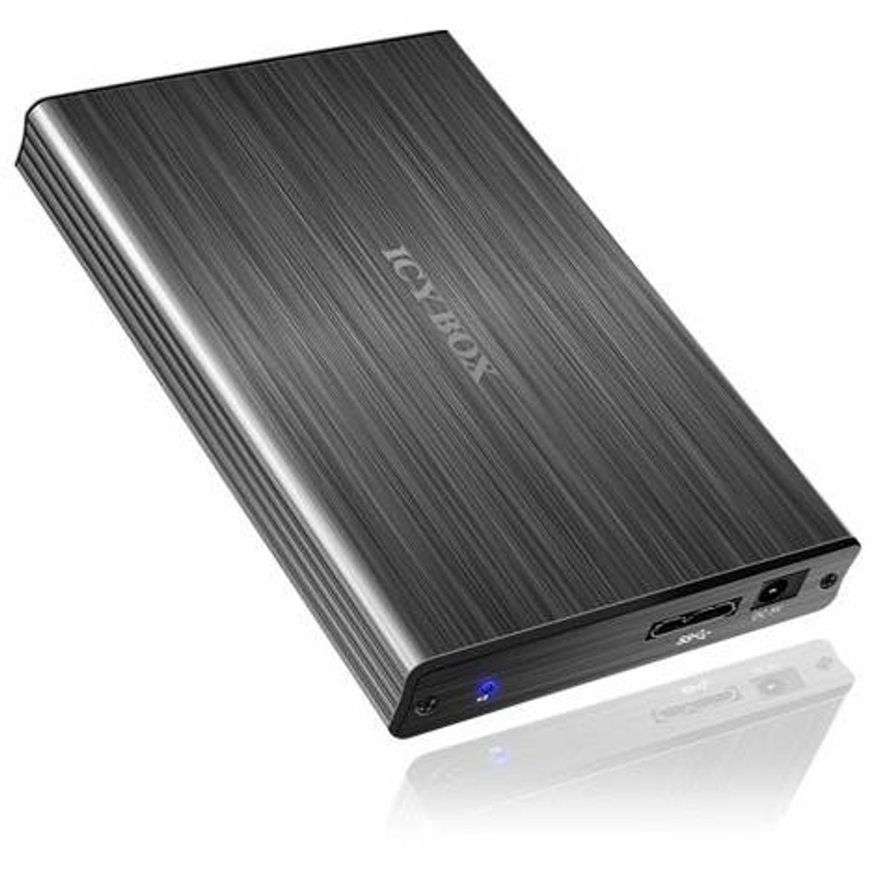 Image for ICY BOX IB-231STU3-G 2.5in Hard Drive Enclosure w/ USB 3.0 CX Computer Superstore
