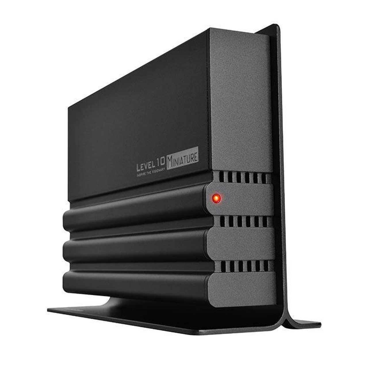 Image for Thermaltake Level 10 Miniature External 2.5in/3.5in Drive USB 3.0 Enclosure CX Computer Superstore