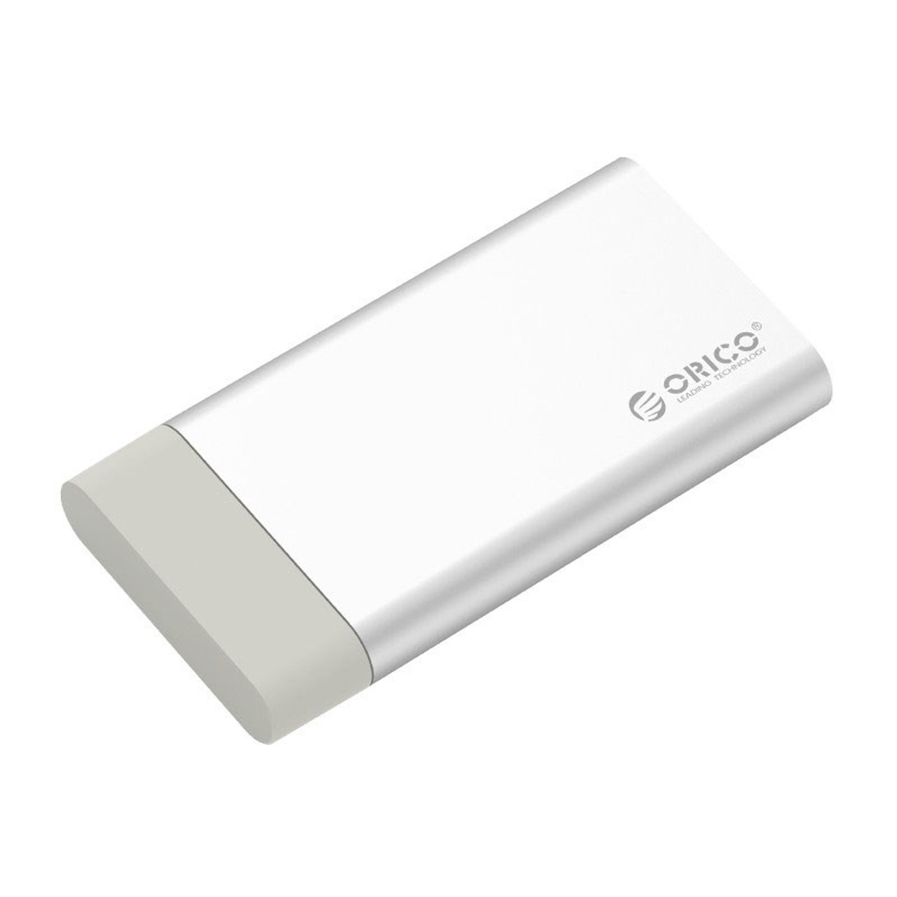 Image for Orico MSG-U3-SV Mini mSATA SSD to USB 3.0 Enclosure - Silver CX Computer Superstore