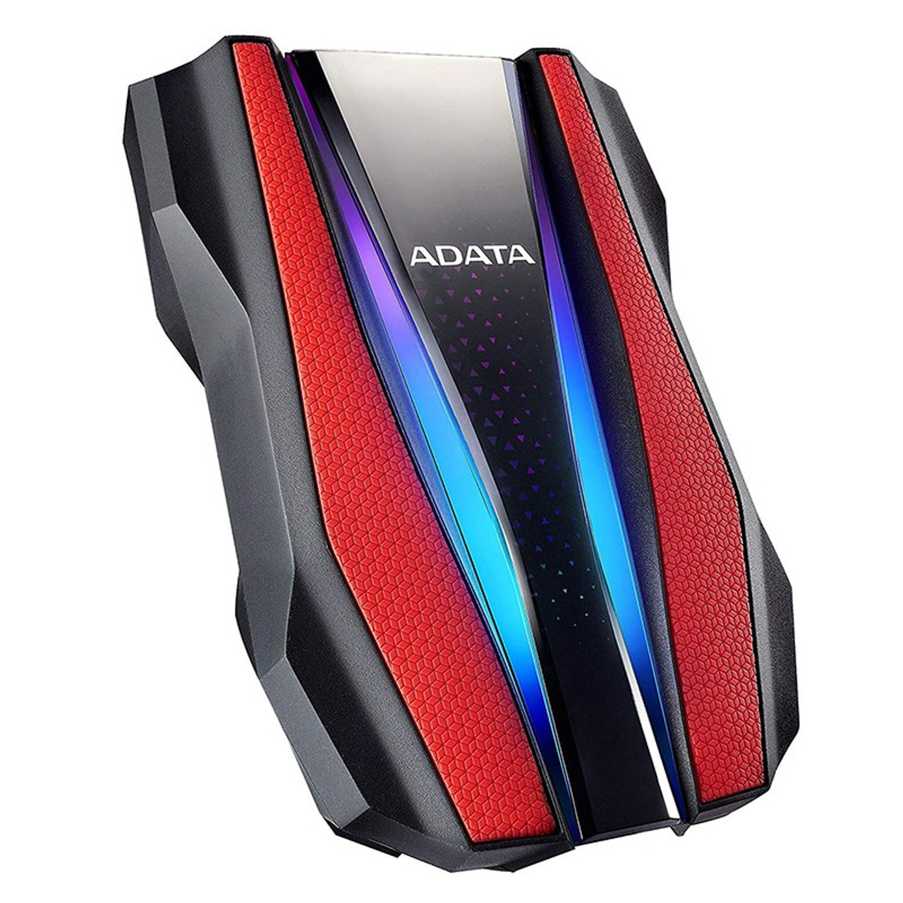 Image for Adata HD770G 2TB USB 3.0 Rugged External Hard Drive - Red CX Computer Superstore